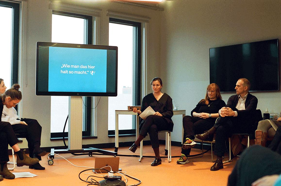 Deutsche Bahn Workshop: Cultural Change for Mental Health Foto1